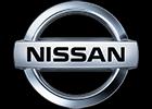 Opěrka nohy Nissan