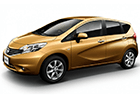 Vana do kufru Nissan Note