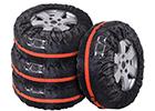 Obaly a kryty na pneumatiky