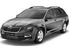 Boční lišty dveří Škoda Octavia