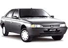 Ofuky oken Peugeot 405