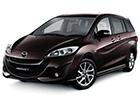 Stěrače Mazda Premacy