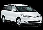 Střešní nosič Toyota Previa