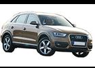 Ofuky oken Audi Q3