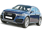 Stěrače Audi Q7