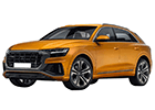 Textilní autokoberce Audi Q8