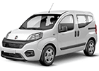 Vana do kufru Fiat Qubo