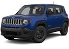 Boční lišty dveří Jeep Renegade
