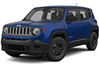 Vana do kufru Jeep Renegade