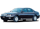 Vana do kufru Rover 75