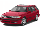 Střešní nosič Saab 9-5