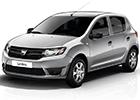 Střešní nosič Dacia Sandero