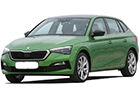 Textilní autokoberce Škoda Scala