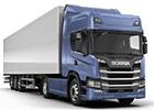 Gumové koberce Scania G