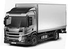 Gumové koberce Scania P