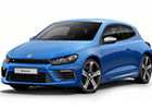 Vana do kufru VW Scirocco