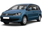 Boční lišty dveří VW Sharan