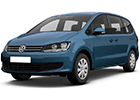 Prahové lišty VW Sharan