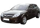 Ofuky oken Opel Signum