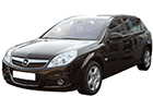 Kryt prahu pátých dveří Opel Signum