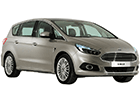 Vana do kufru Ford S-Max