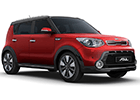 Vana do kufru KIA Soul