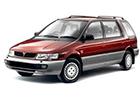 Střešní nosič Mitsubishi Space Wagon