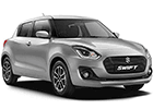 Vana do kufru Suzuki Swift