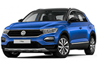 Vana do kufru VW T-Roc