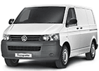 Vana do kufru VW T5