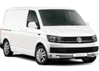 Vana do kufru VW T6