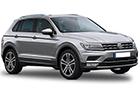 Boční lišty dveří VW Tiguan