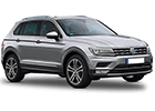 Vana do kufru VW Tiguan