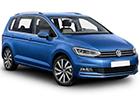 Boční lišty dveří VW Touran