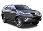 Prahové lišty Toyota Fortuner