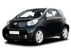 Prahové lišty Toyota IQ