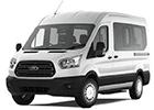 Prahové lišty Ford Transit