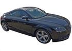 Gumové koberce Audi TT
