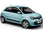 Boční lišty dveří Renault Twingo