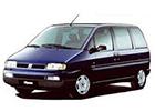 Střešní nosič Fiat Ulysee