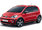 Vana do kufru VW Up