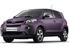 Prahové lišty Toyota Urban Cruiser