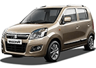 Vana do kufru Suzuki Wagon R+