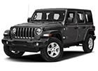 Gumové koberce Jeep Wrangler