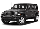 Deflektor kapoty Jeep Wrangler