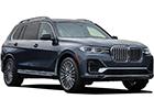 Střešní nosič BMW X7