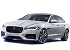 Vana do kufru Jaguar XF