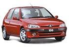 Doplňky Peugeot 106