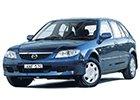 Doplňky Mazda 323