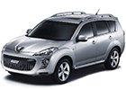 Textilní autokoberce Peugeot 4007